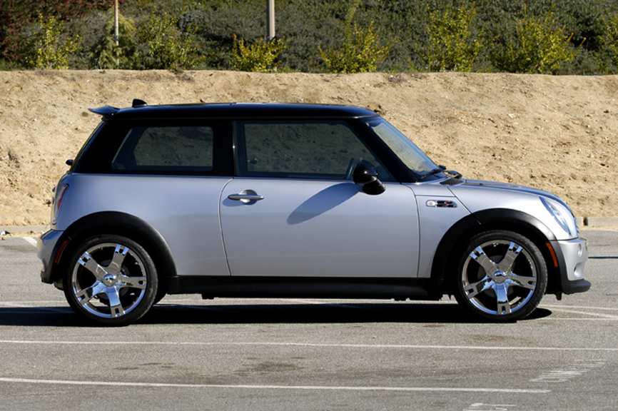 2003 mini cooper image 11. Black Bedroom Furniture Sets. Home Design Ideas