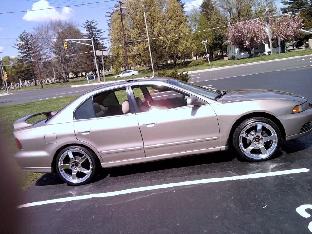 2003 mitsubishi galant 9 mitsubishi galant 9 - Mitsubishi Galant 2003 White