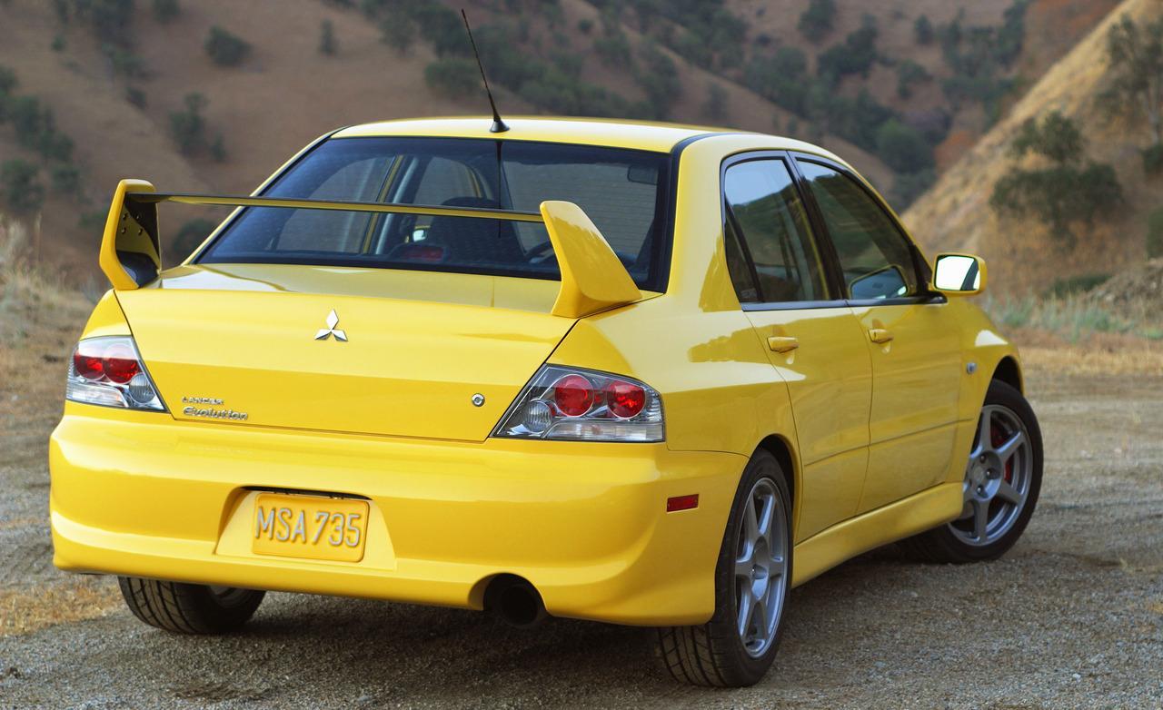 Mitsubishi Oz Rally 2006 Mitsubishi Lancer Oz Rally