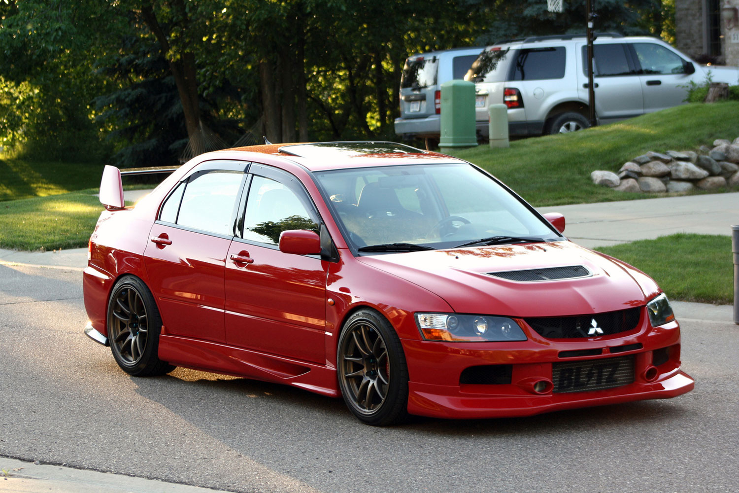 Superior 2003 MITSUBISHI LANCER EVOLUTION   Image #1