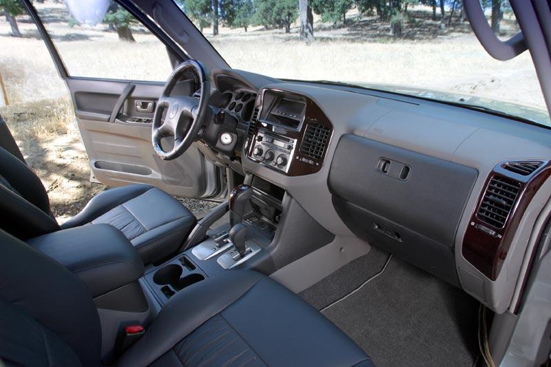 2003 mitsubishi montero sport 8 mitsubishi montero sport 8 - Mitsubishi Montero 2003 Lifted