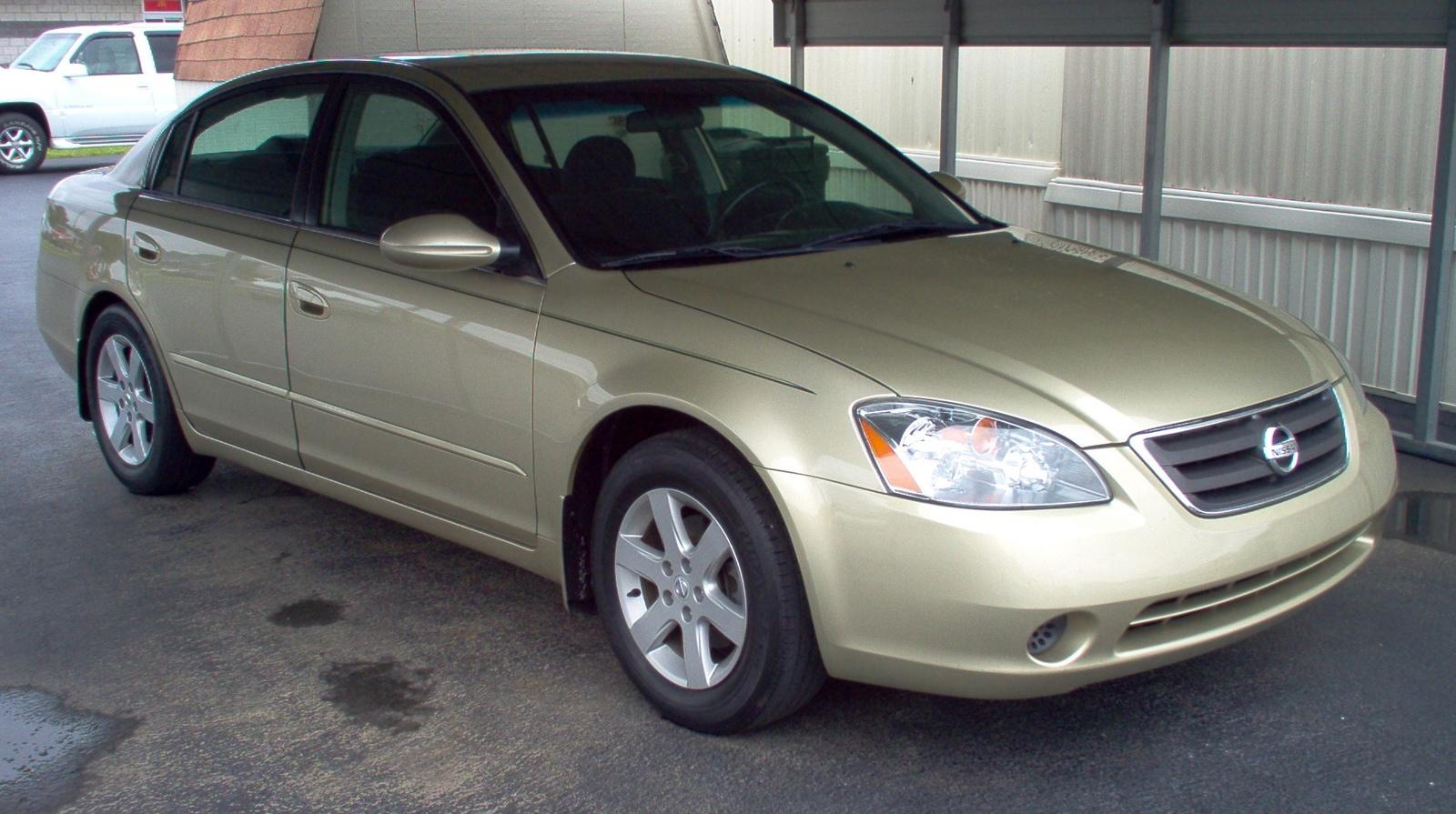 2003 Nissan Altima #15 Nissan Altima #15