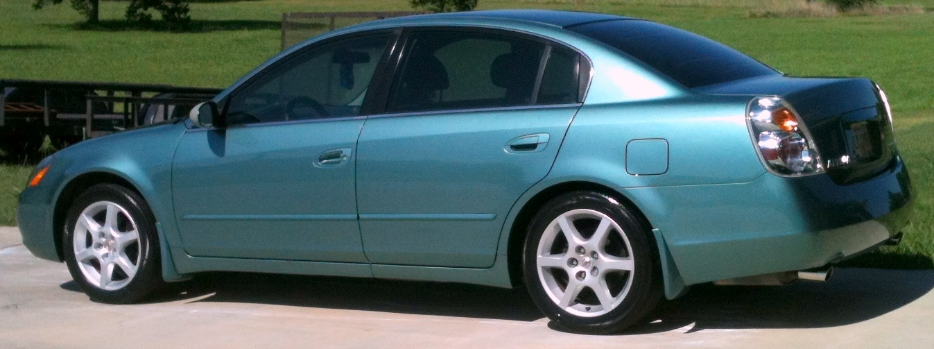 2003 Nissan Altima Colors - Wiring Diagrams •