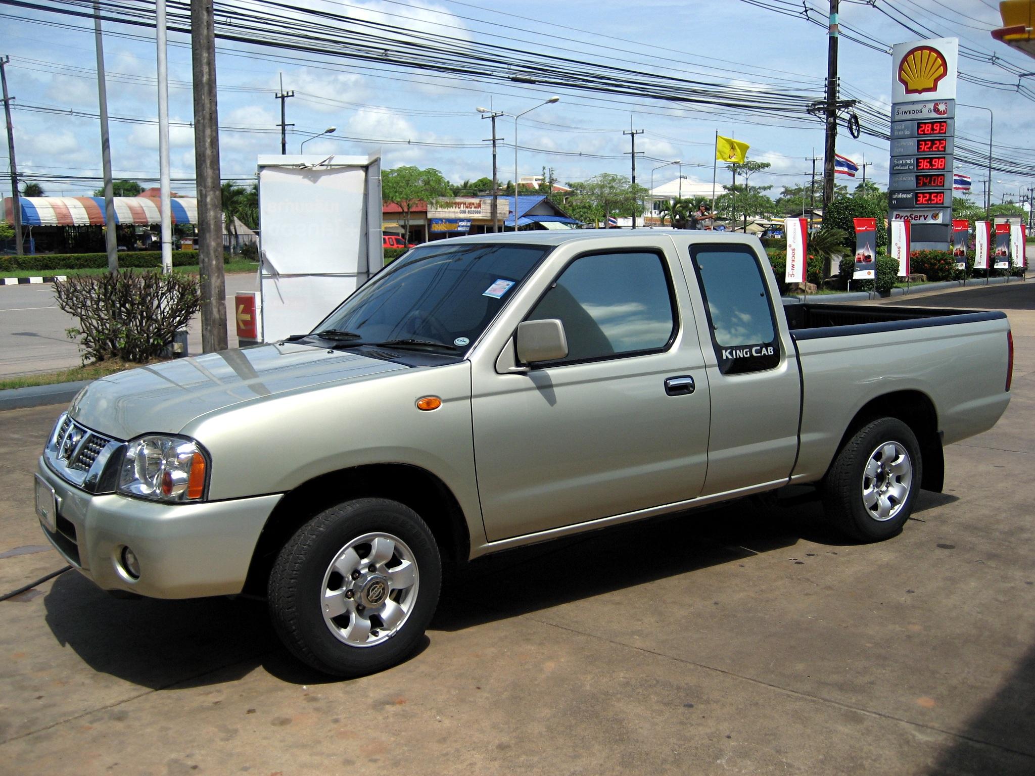 2003 Nissan Frontier #20 Nissan Frontier #20