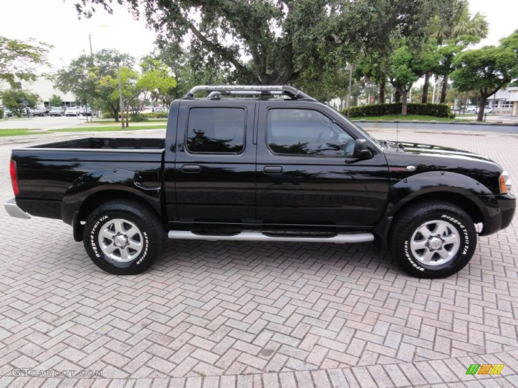 2003 nissan frontier information and photos zombiedrive 2003 nissan frontier 14 nissan frontier 14 vanachro Gallery