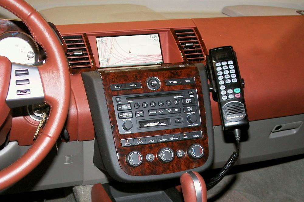 Murano Nissan Interior >> 2003 NISSAN MURANO - Image #10
