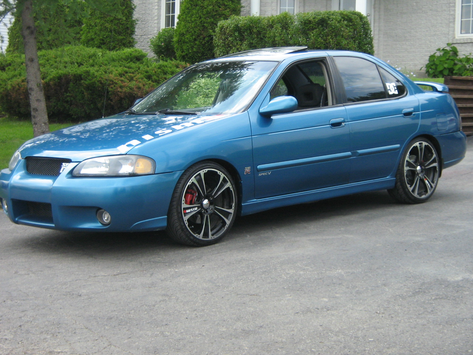 2003 Nissan Sentra Image 29