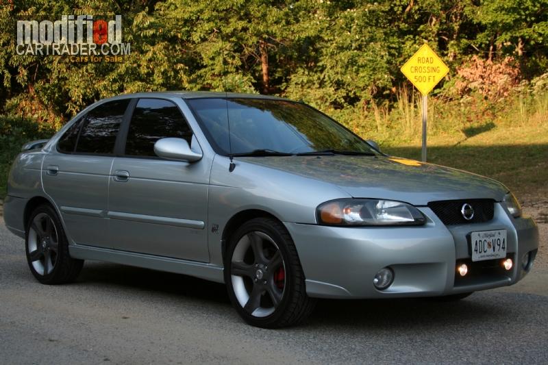 2003 Nissan Sentra #36 Nissan Sentra #36