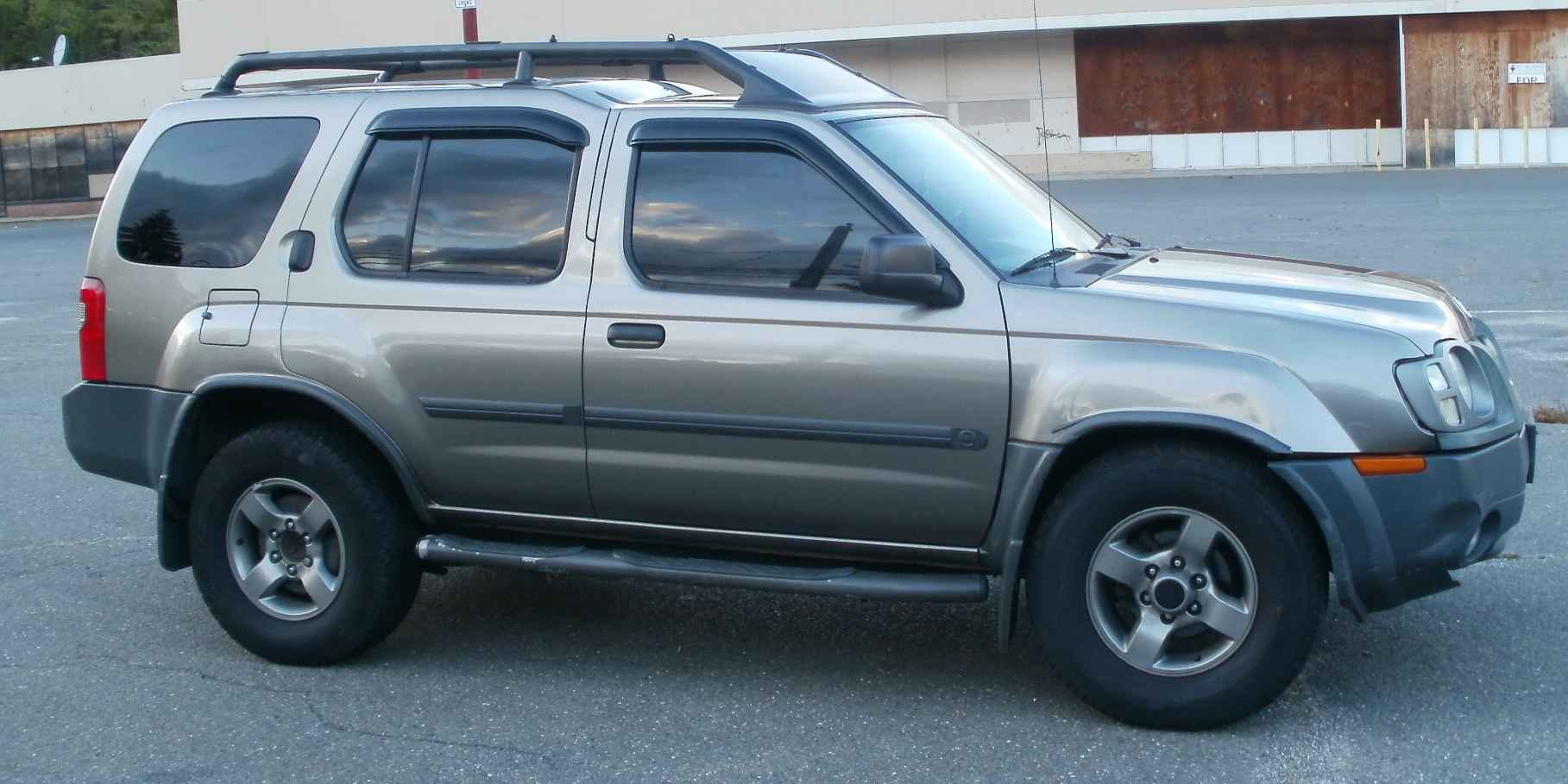 2003 Nissan Xterra Information And Photos Zombiedrive