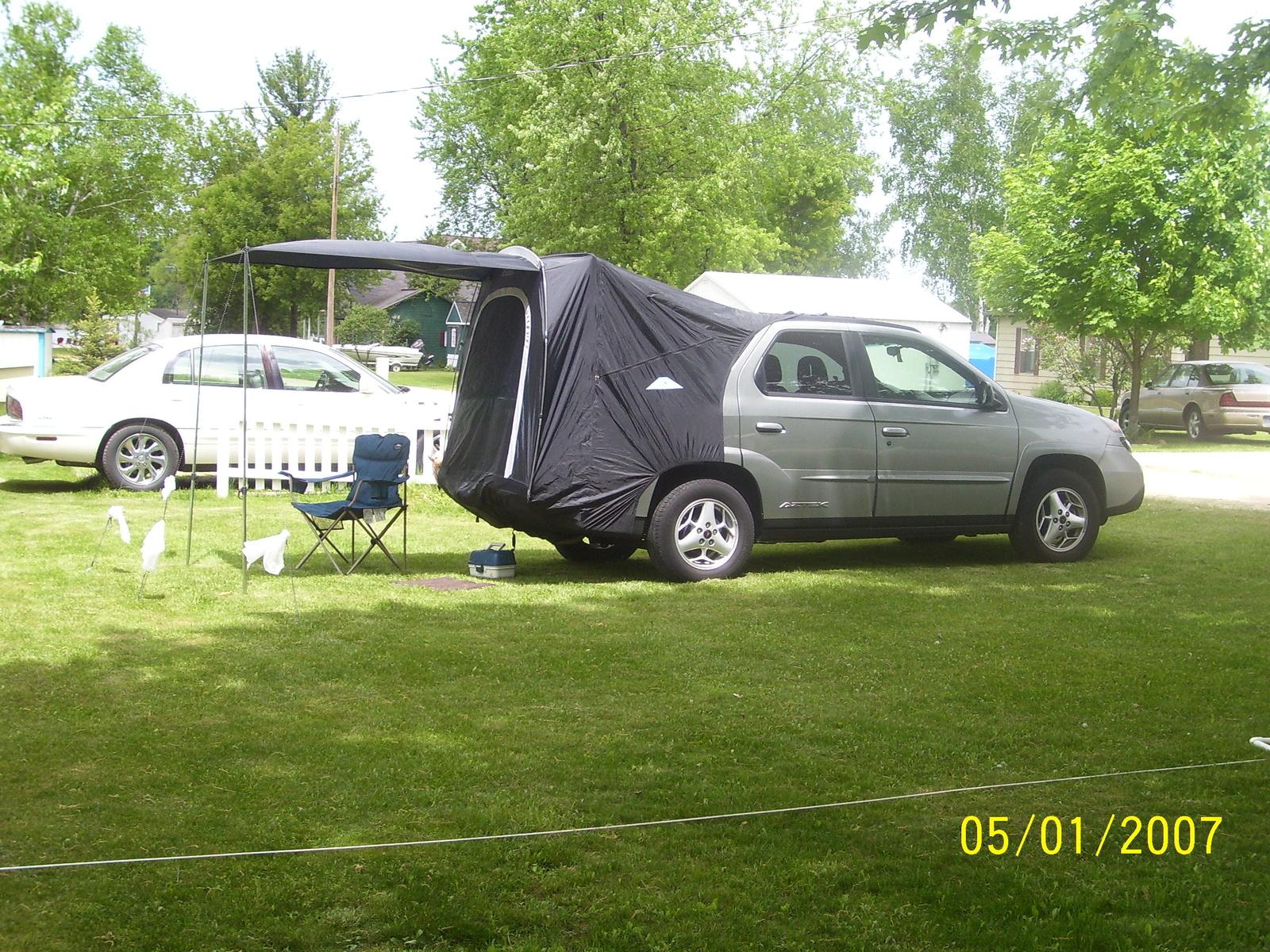 2003 Pontiac Aztek Image 2