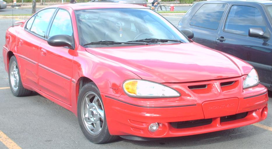 Pontiac Grand Am #13