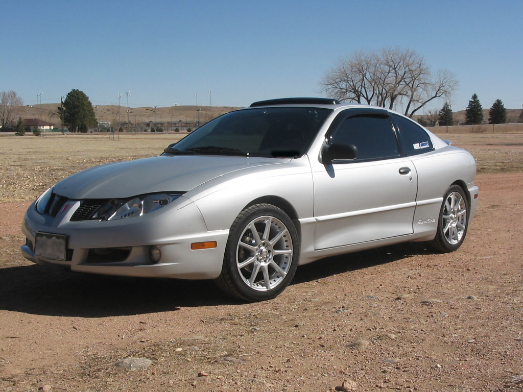 2003 Pontiac Sunfire Image 6