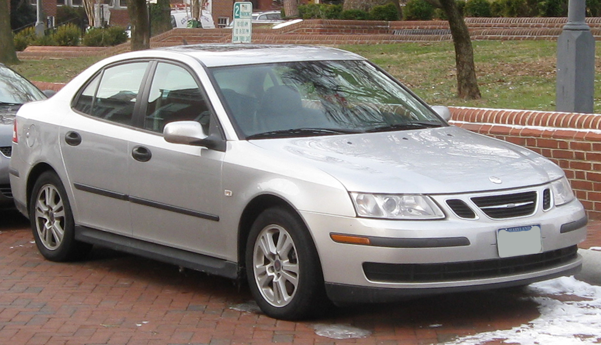 2003 saab 9 3 information and photos zombiedrive. Black Bedroom Furniture Sets. Home Design Ideas