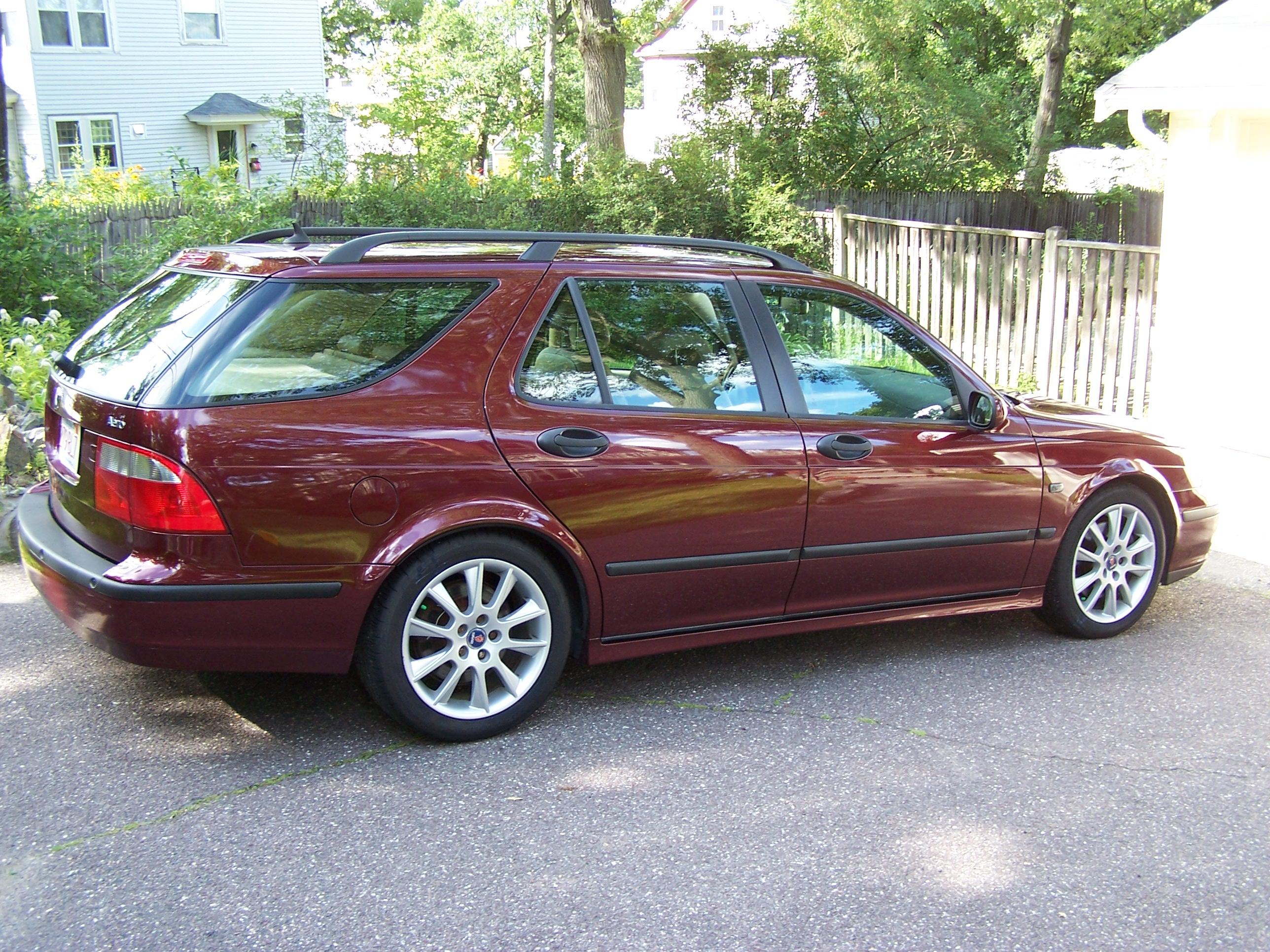 ... Saab 9-5 #14