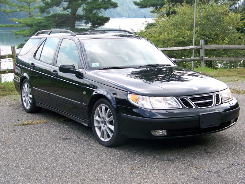 2003 Saab 9 5 Information And Photos Zombiedrive