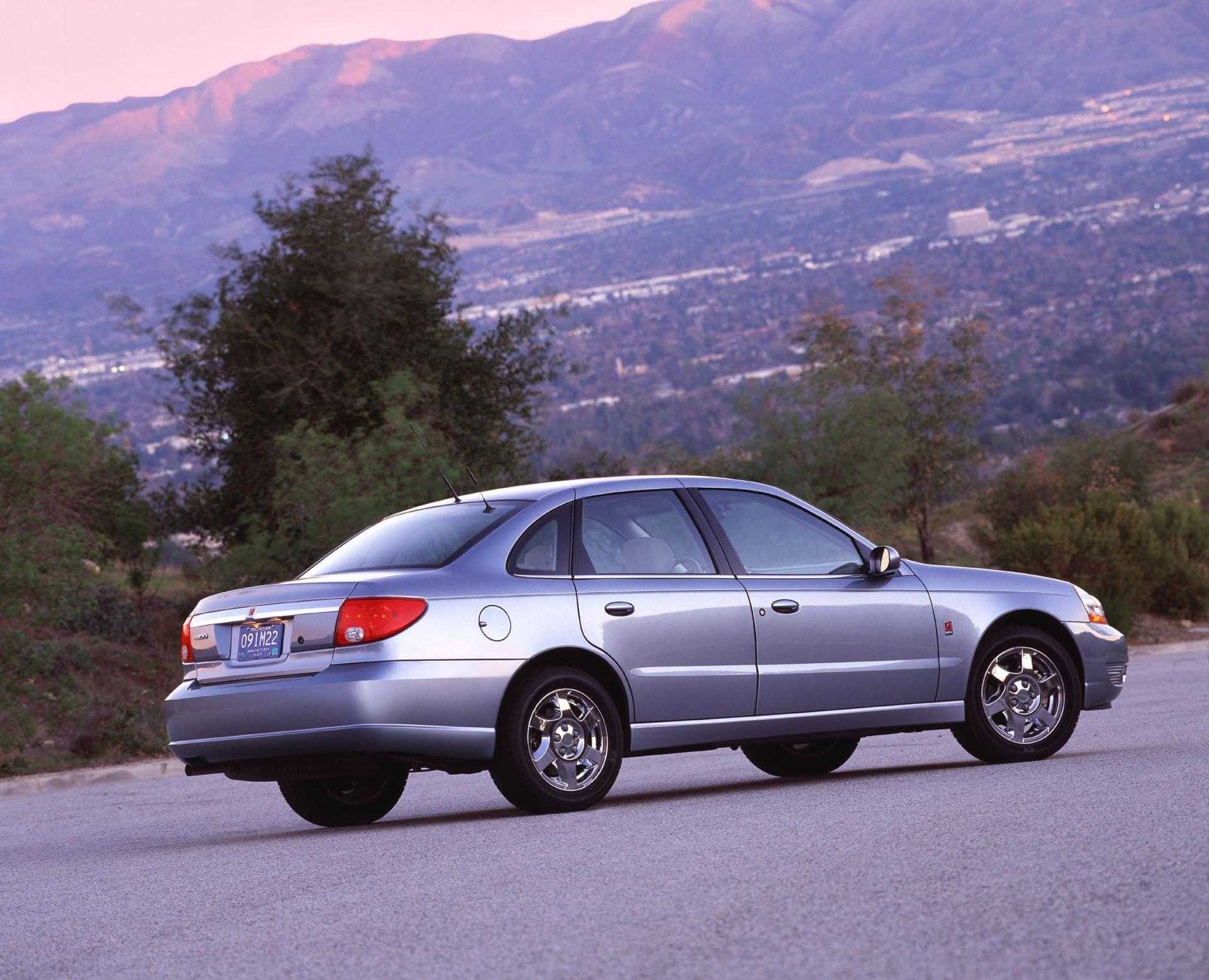 2003 saturn l series information and photos zombiedrive saturn l series 3 vanachro Images