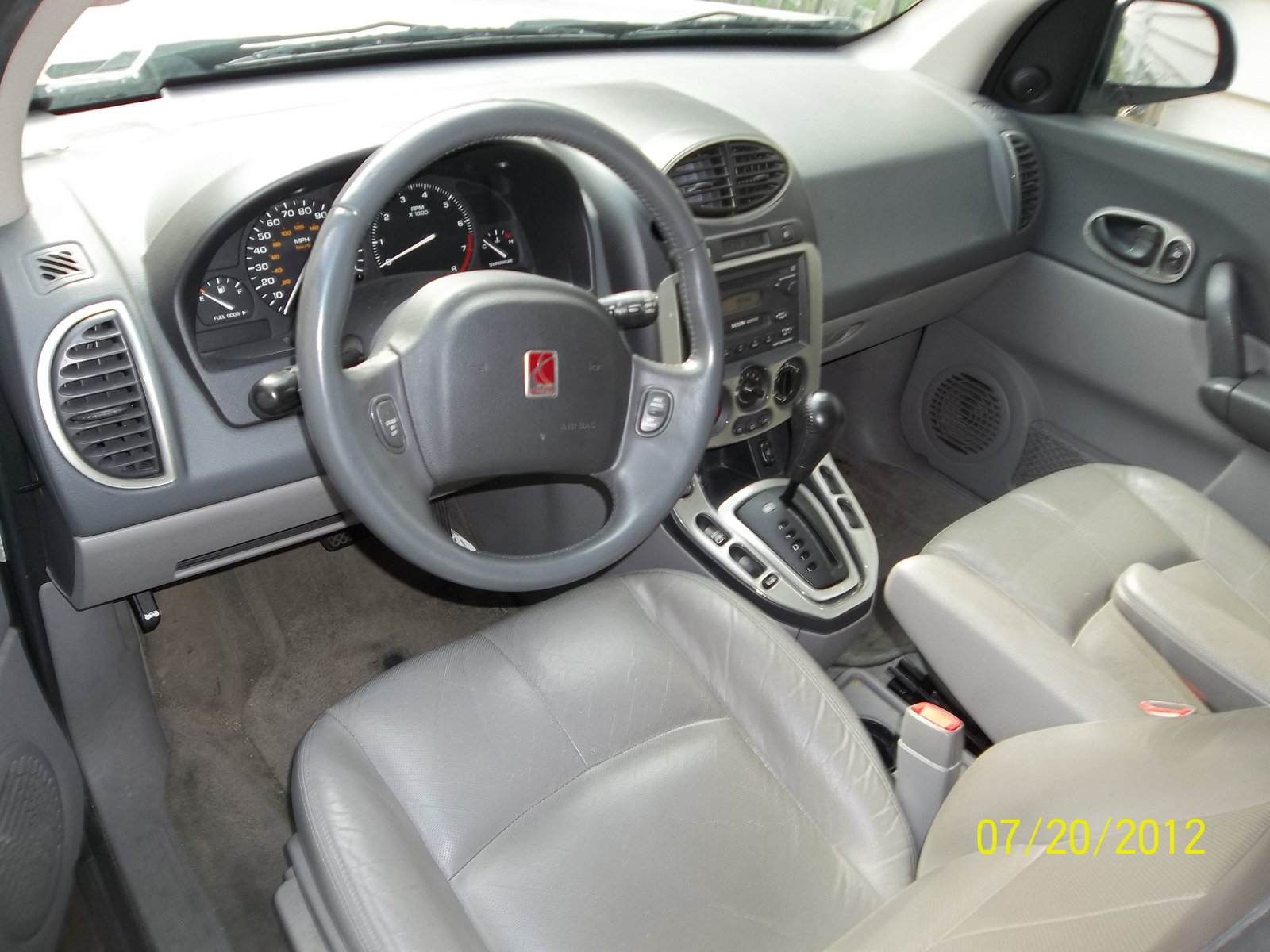 2003 saturn vue information and photos zombiedrive 2003 saturn vue 16 saturn vue 16 vanachro Gallery