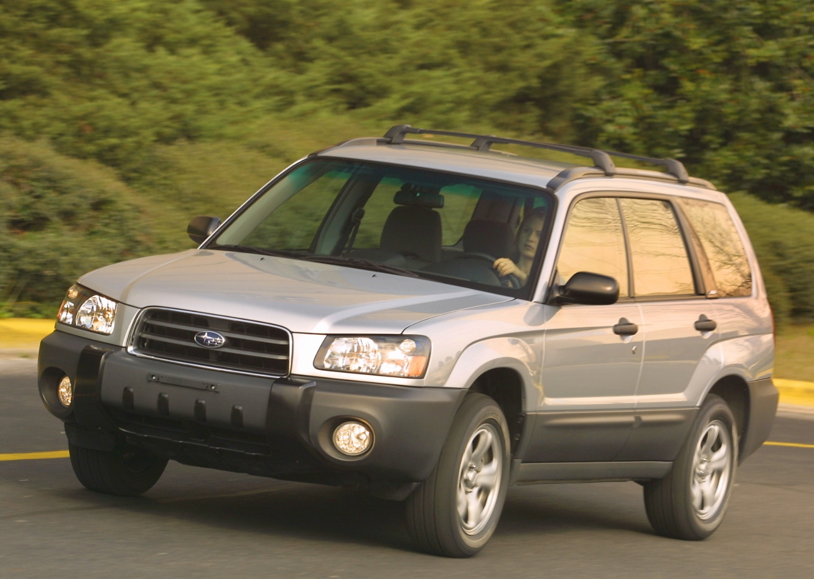 2003 Subaru Forester Image 21