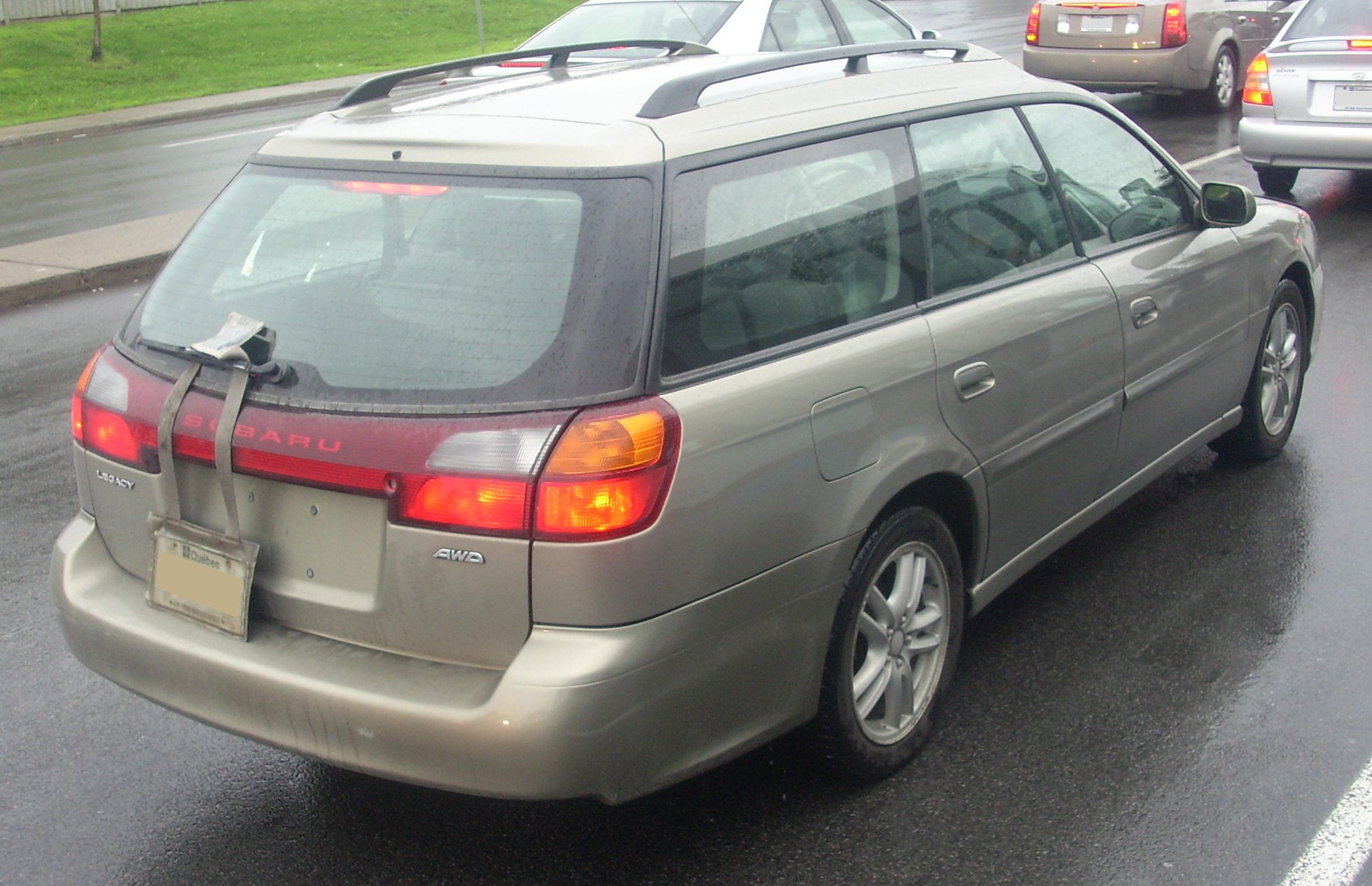 2003 subaru legacy information and photos zombiedrive 2003 subaru legacy 2 subaru legacy 2 vanachro Images