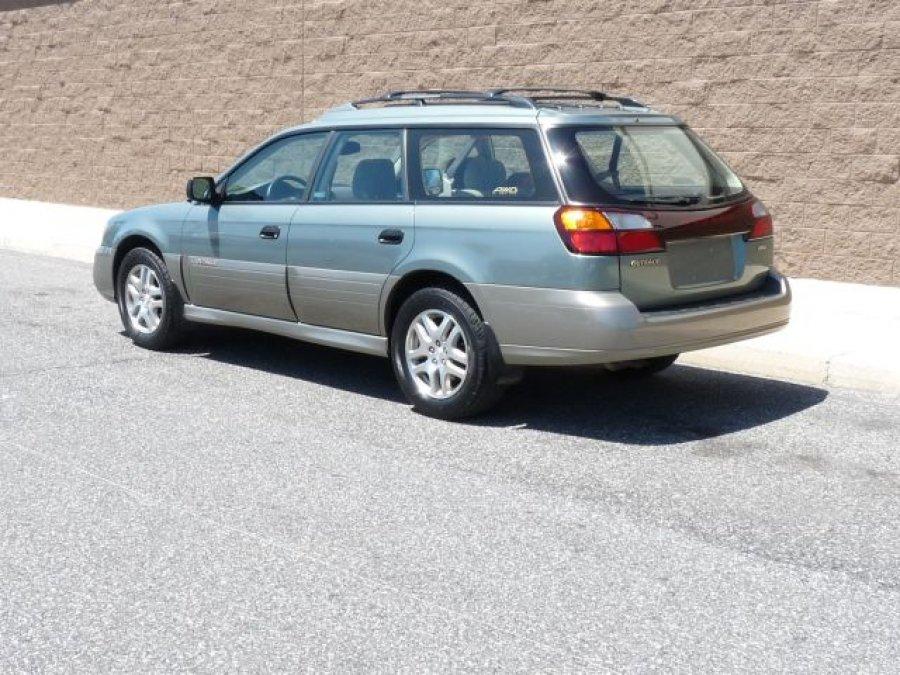 Subaru Legacy Outback >> 2003 SUBARU OUTBACK - Image #15