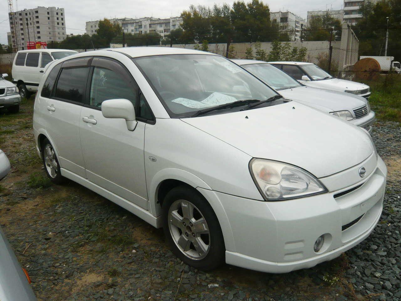 2003 Suzuki Aerio Image 5