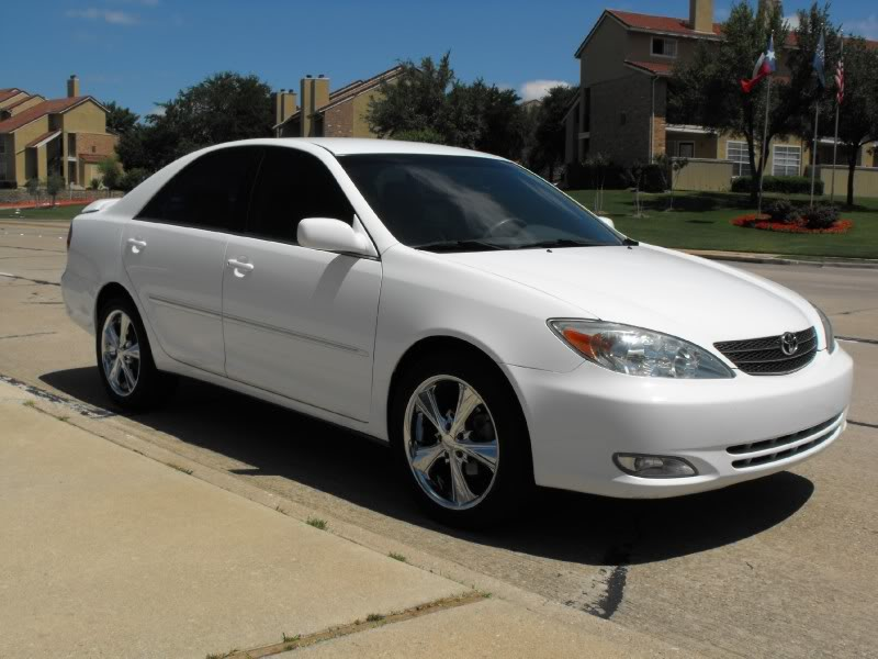 2003 toyota camry information and photos zombiedrive. Black Bedroom Furniture Sets. Home Design Ideas