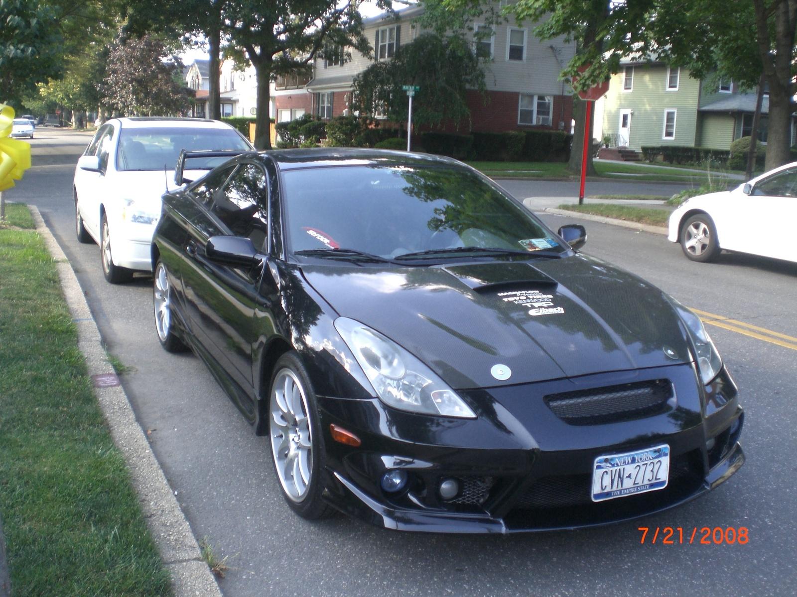 2003 Toyota Celica #4 Toyota Celica #4