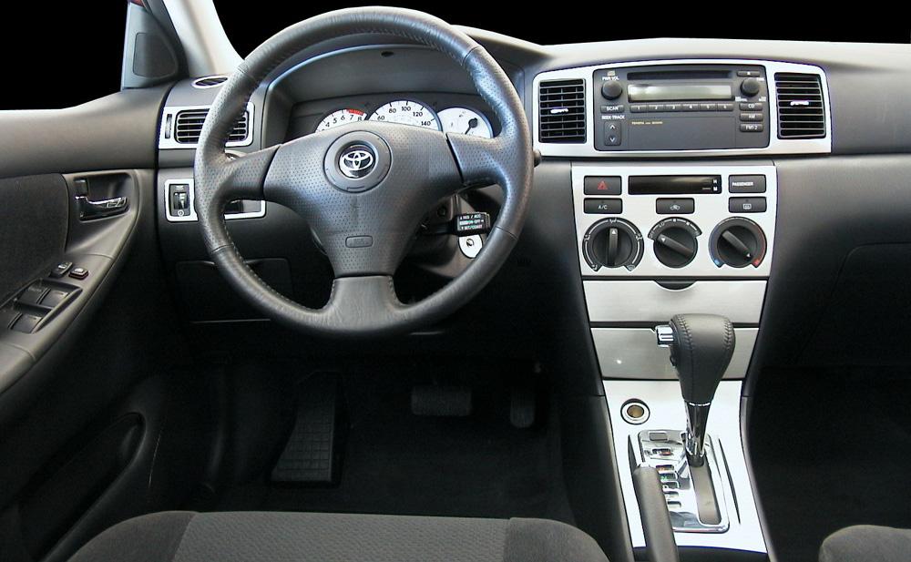 2003 Toyota Corolla Image 8