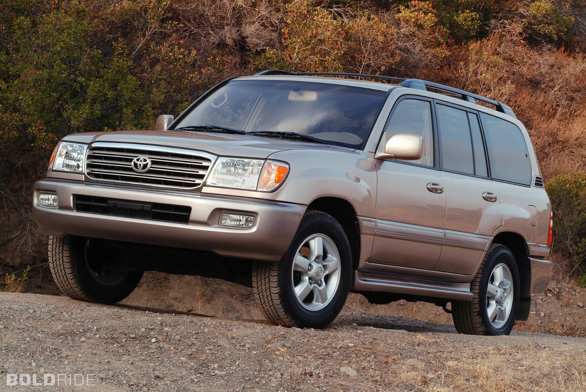 Captivating 2003 TOYOTA LAND CRUISER   Image #5
