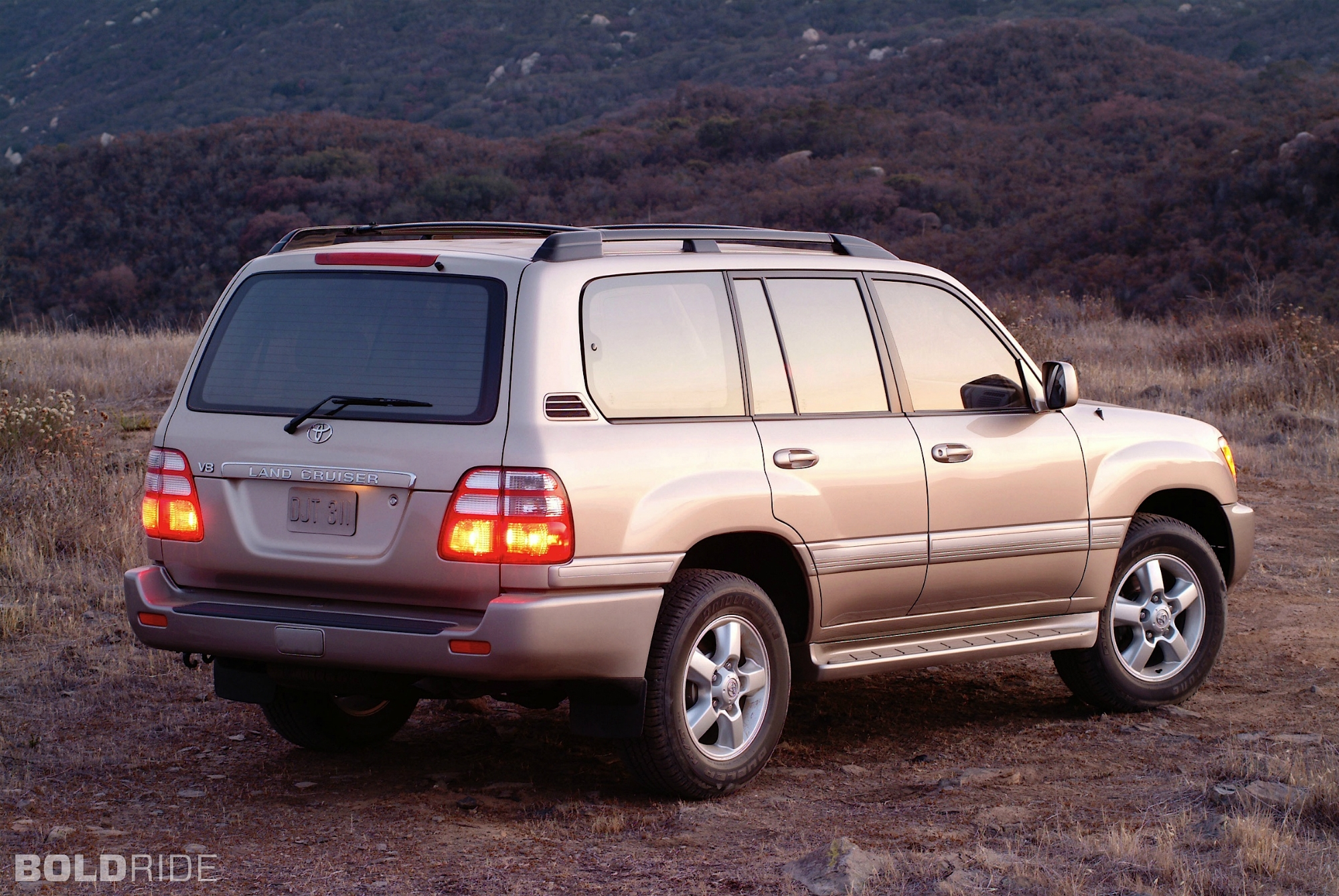 Toyota Land Cruiser #6