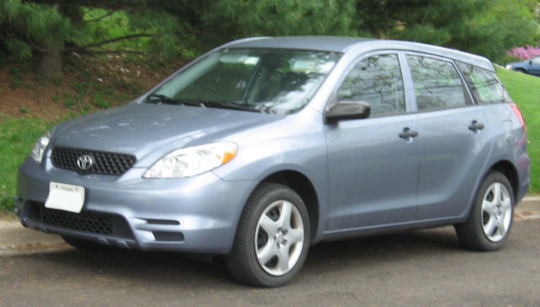Toyota Matrix #6
