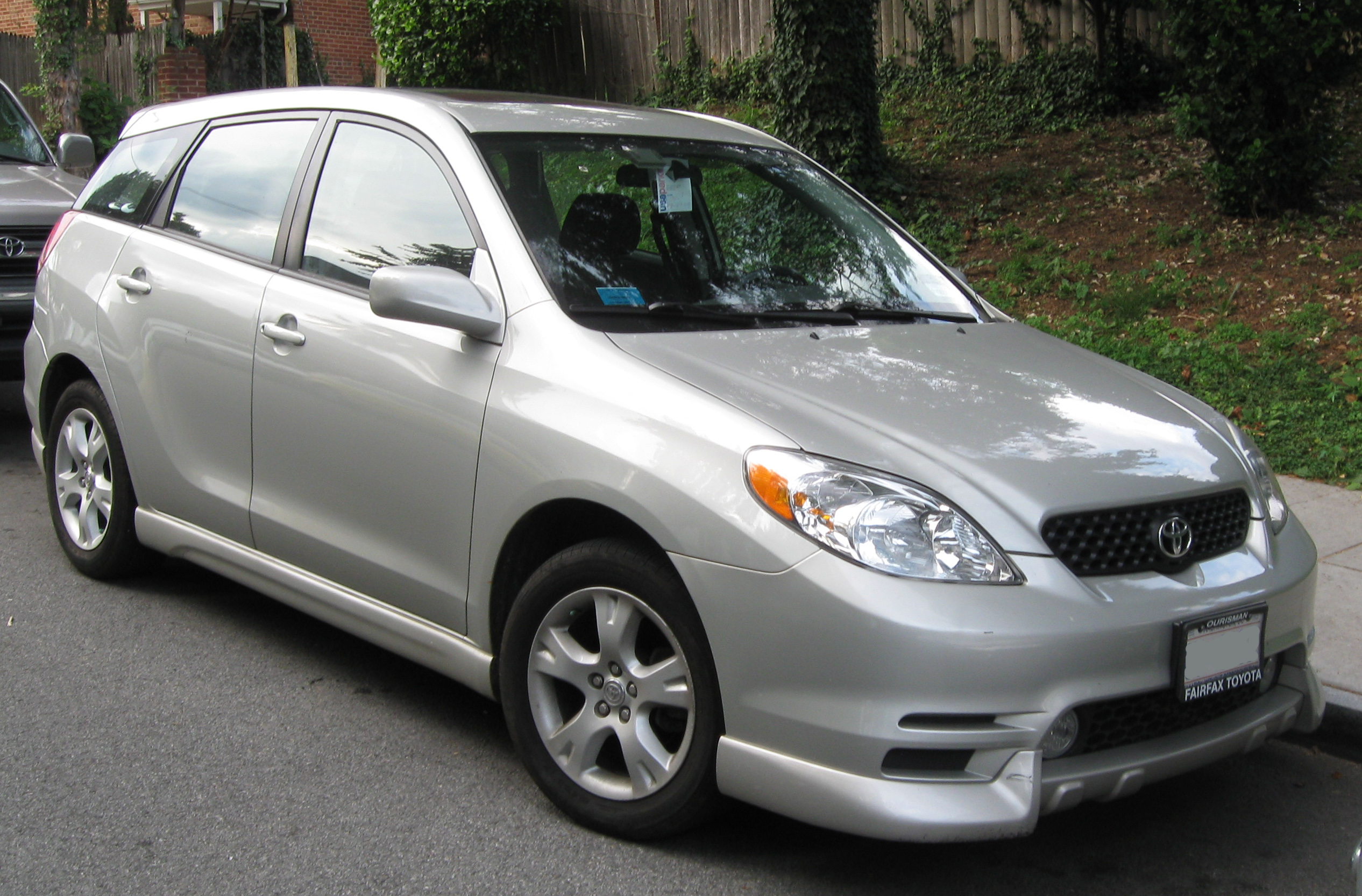 Toyota Matrix #3