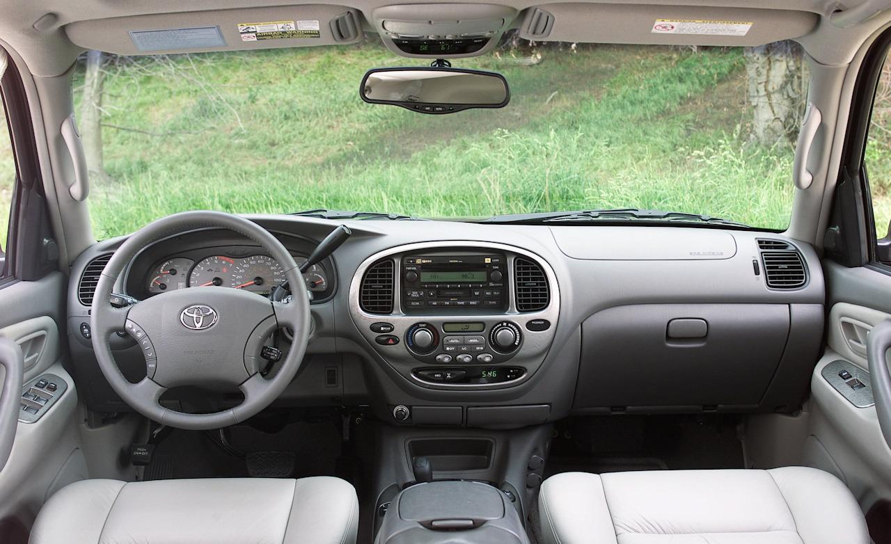 Image Gallery Sequoia 2003 Toyota