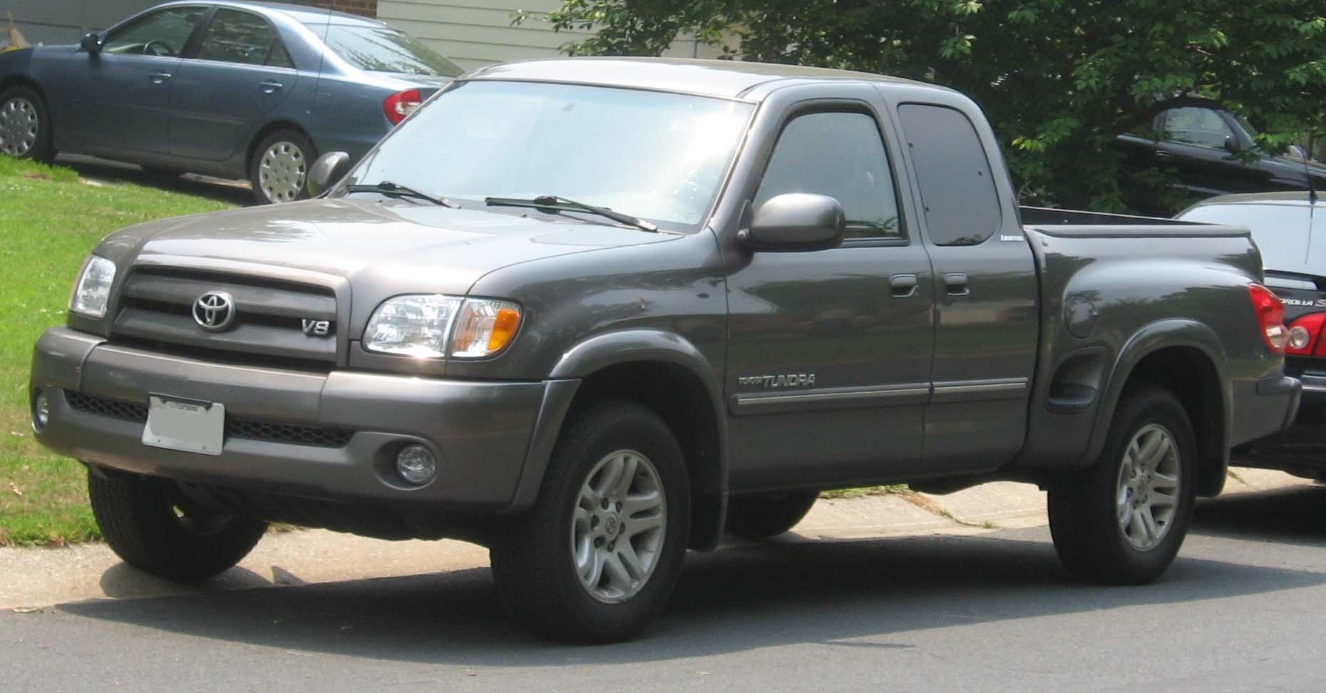 2003 Toyota Tundra Image 16
