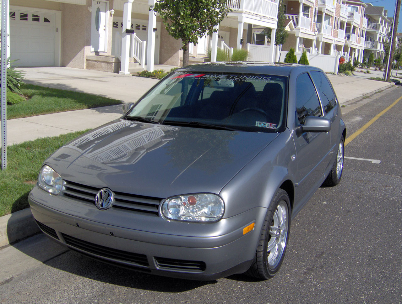 2003 Volkswagen GTI - Information and photos - ZombieDrive