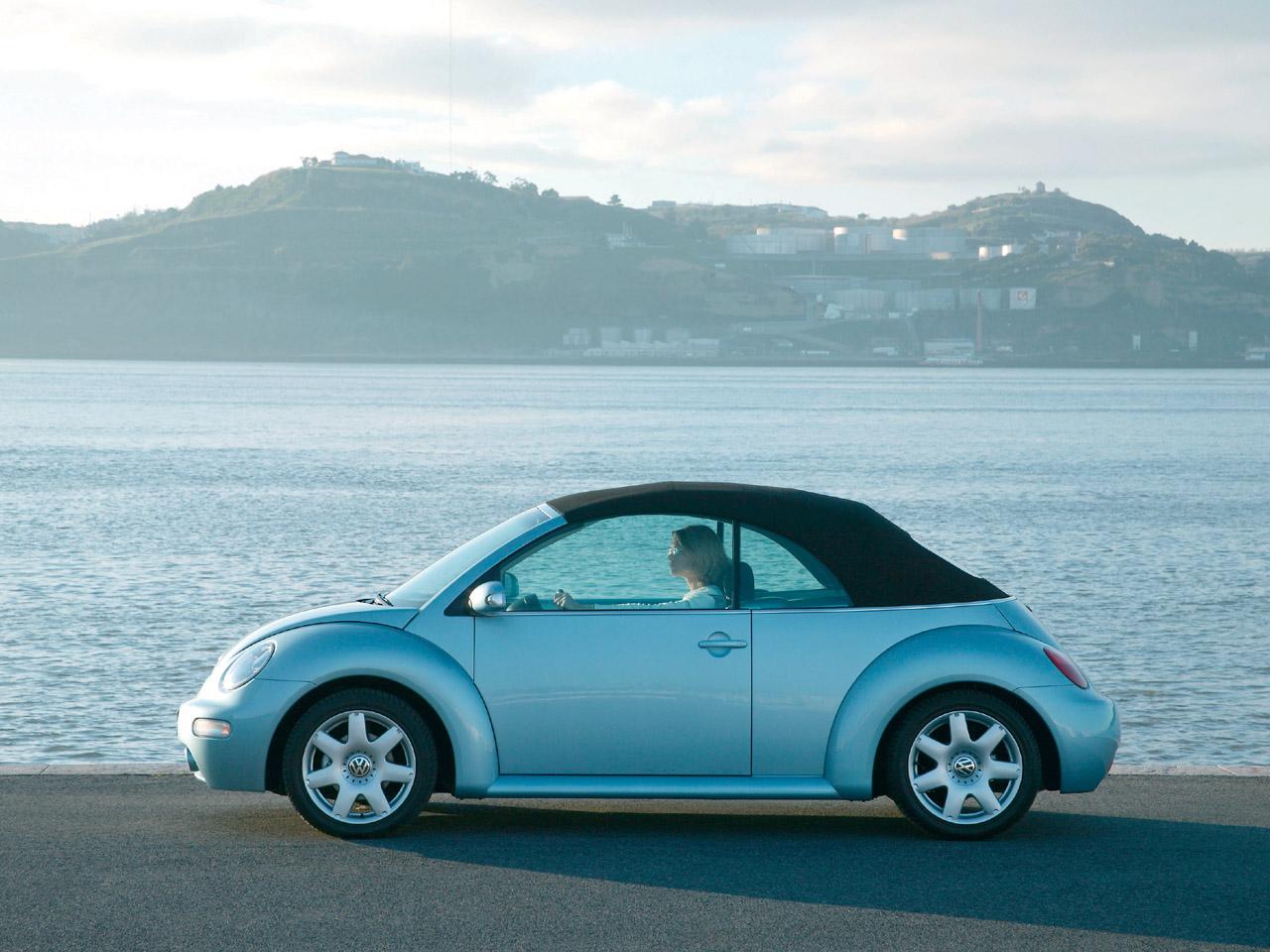 2003 Volkswagen New Beetle - Information And Photos