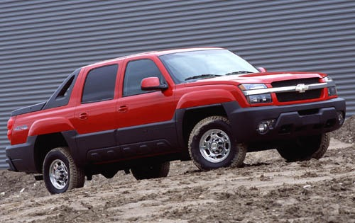 2006 Chevrolet Avalanche  Information and photos  ZombieDrive