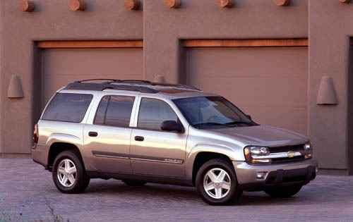 2003 Chevrolet TrailBlaze exterior #6