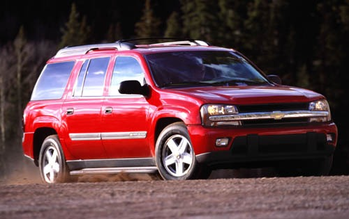 2003 Chevrolet TrailBlaze exterior #4