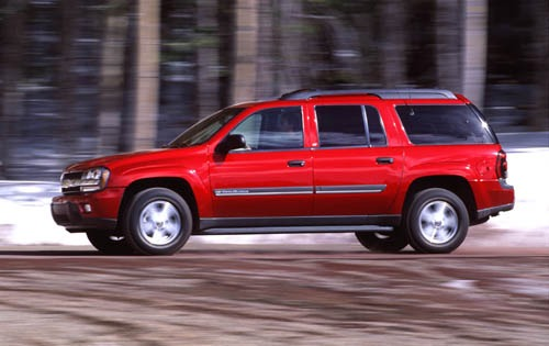 2003 Chevrolet TrailBlaze exterior #12