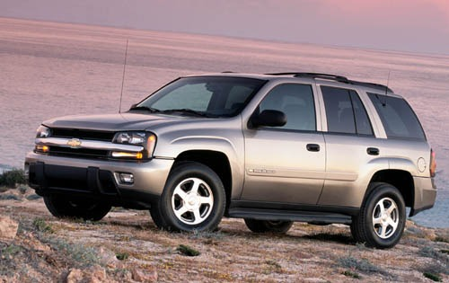 2003 Chevrolet TrailBlaze exterior #2