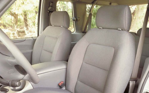 2002 Ford Explorer Sport  interior #1
