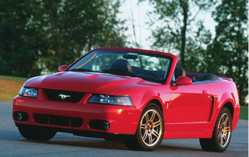 2003 Ford Mustang Mach 1  exterior #5