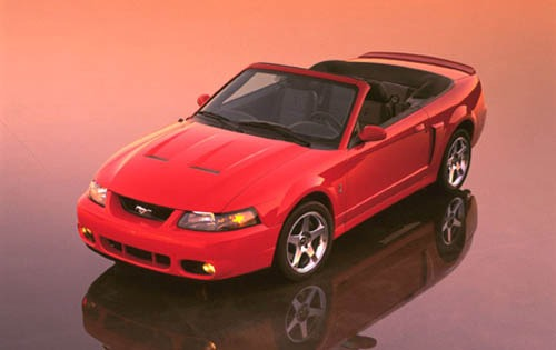 2003 Ford Mustang Mach 1  exterior #2
