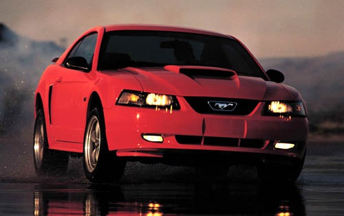 2003 Ford Mustang Mach 1  exterior #3