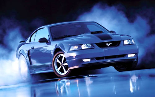 2003 Ford Mustang Mach 1  exterior #4