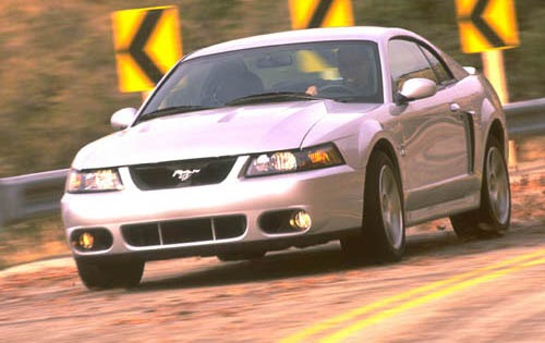 2003 Ford Mustang Mach 1  exterior #6