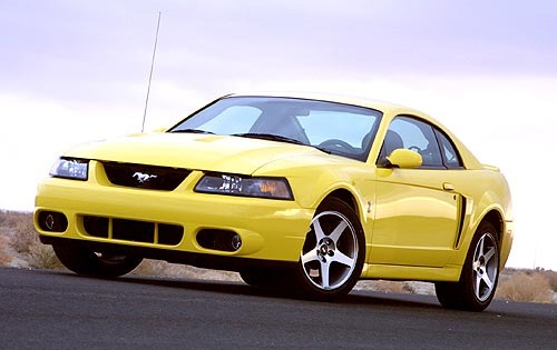 2003 Ford Mustang Mach 1  exterior #1