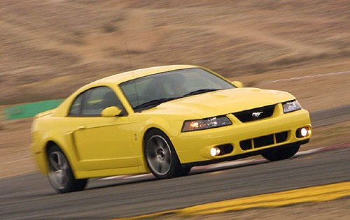 2003 Ford Mustang Mach 1  exterior #7