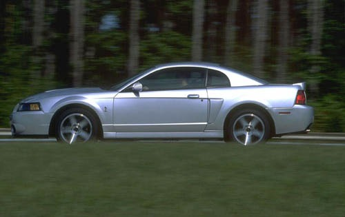2003 Ford Mustang Mach 1  exterior #9
